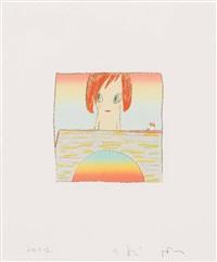aus: over the rainbow by hiroshi sugito and yoshitomo nara