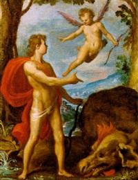perseo ed il drago by agostino ciampelli