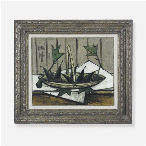 le panier de fruits by bernard buffet