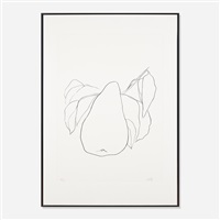 pear iii by ellsworth kelly