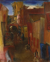 morocco by boris dmitrievich grigoriev