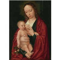 madonna and child by gerard david
