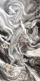 祥龙布瑞图 by ali leigong