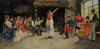baile flamenco by richard di (buddy) rosa