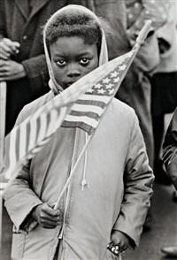 manifestation pour les droits civiques by declan haun