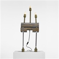 desk lamp by r.m. fischer