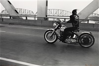 crossing the ohio, louisville by danny lyon