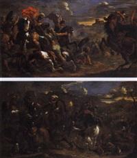 battaglia by vincent adriaensz