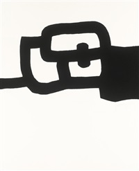 aromas (portfolio of 10) by eduardo chillida