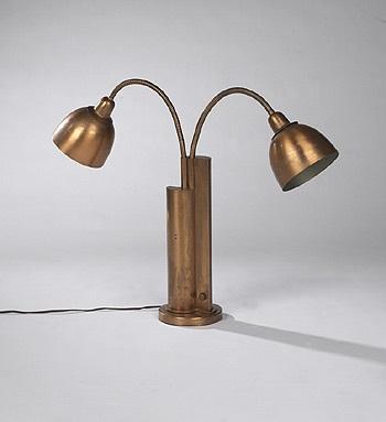 Egmont lamp
