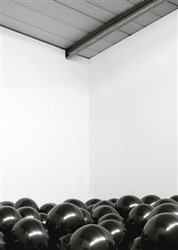 work no. 202: half the air in a given space by martin creed