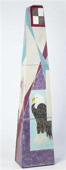 obelisk by michael gustavson