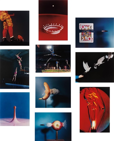 harold edgerton 10 works by harold eugene edgerton