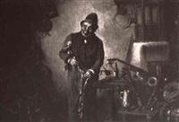beim instrumentenmacher by johann lindner