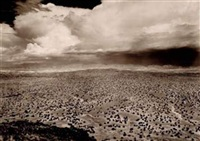 landscape #2, new mexico by william clift