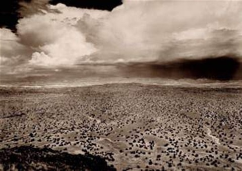 landscape 2 new mexico by william clift