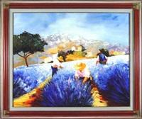 harvest by vittore gandini