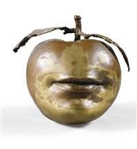 pomme-bouche by claude lalanne
