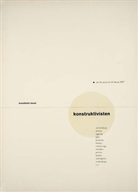 konstruktivisten by jan tschichold
