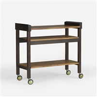 tea cart by george nakashima