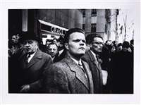 grace, 5th avenue, new york by william klein