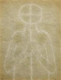 torso blanco by rufino tamayo