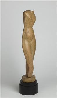 white torso by alexander archipenko
