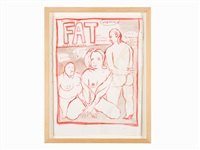 i'm fat by nicole eisenman