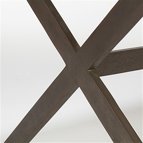 coffee table from the offices of jordan danforth wines ltd by philip cortelyou johnson