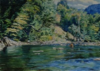 trout fishing by henry mcdaniel