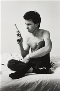 dead (billy mann) from tulsa, 1968 by larry clark