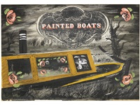 painted boats by john piper