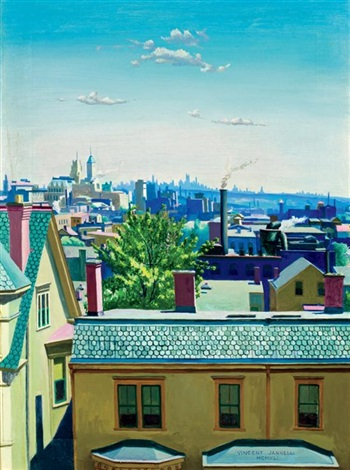rooftops by vincent jannelli