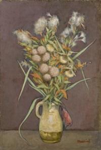 bouquet de fleurs by jacob markiel