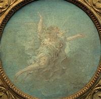 etude d'ange by simon julien