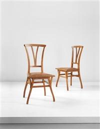 bloemenwerf chairs (pair) by henry van de velde