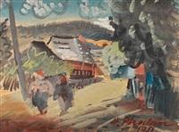 margine de sat (călimănești) by alexandru phoebus