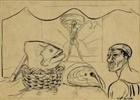 pescadores by oswald goeldi