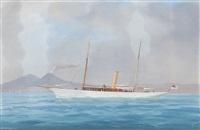 le yacht aldebaran (pair) by de simone