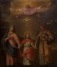 la présentation de jésus par marie et joseph by peter van lint