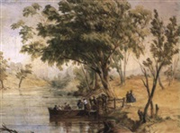 the ferry crossing by oswald rose campbell