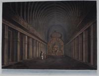 viswakara, pl.xxiii by thomas daniell