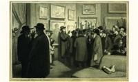 le jury de peinture aux artistes français by georges paul leroux