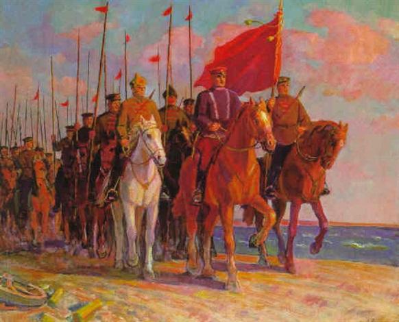 grigori kotowskij by alexander borisovich postel