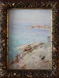 côte rocheuse d'afrique du nord by paul alexandre alfred leroy