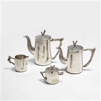 tea and coffee service (set of 4) by michael aram