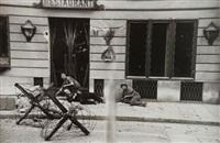 france. paris, 25 août 1944 by robert capa