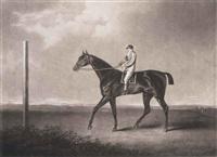 pavilion rode by chifney (+ sir david; 2 works) by william ward