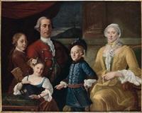 ritratto di famiglia by sebastiano ceccarini