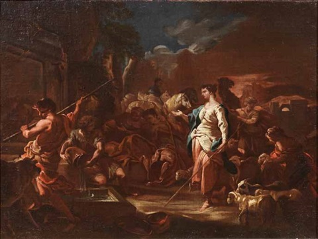 scena biblica by corrado giaquinto